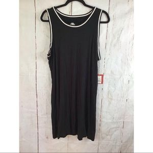 Mossimo ribbed racerback Dress xxl